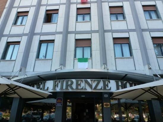 Best Western Hotel Firenze: Front of hotel
