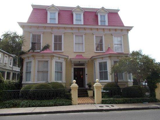 Barksdale House Inn : The Barksdale House