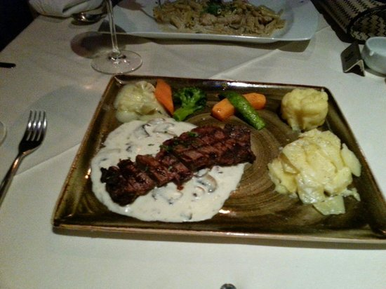 La Cultura Del Gusto: Great steaks