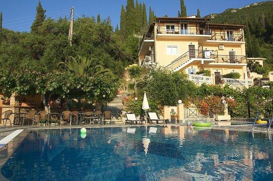 Dina S Paradise Hotel Apartments Updated 2019 Prices Reviews And Photos Agios Gordios Corfu Tripadvisor