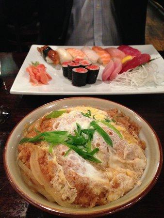 Sushiya: lunch !!