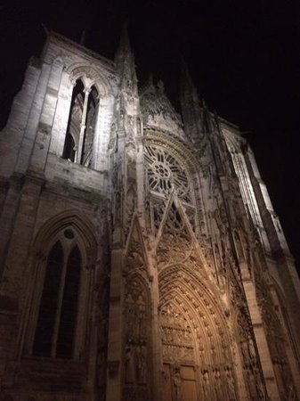 Gill : Rouen cathedral