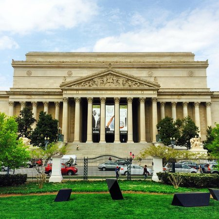 The National Archives Museum : Archives exterior