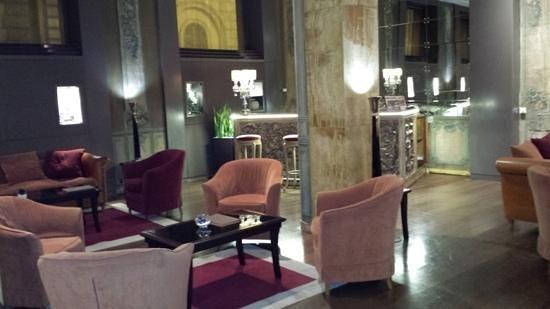 Sina Bernini Bristol : lobby.