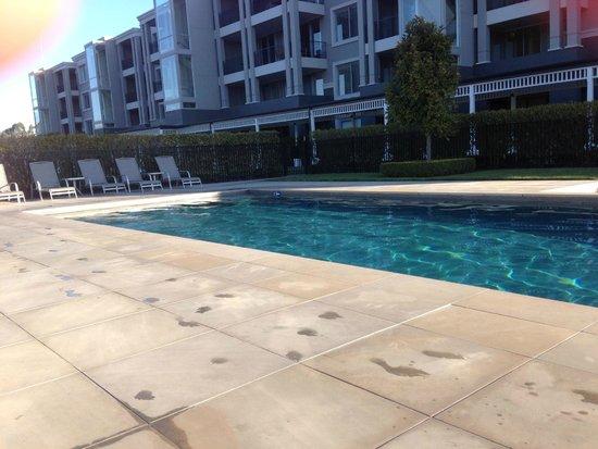 Hilton Lake Taupo: Beautiful pool