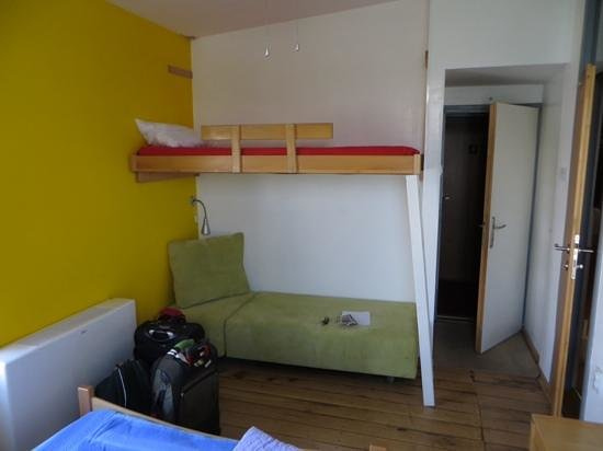 Arkabarka Floating Hostel: Room 6