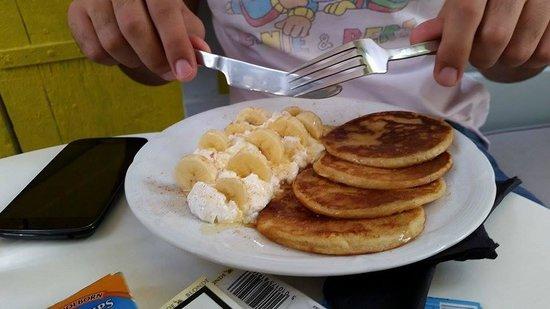 Jar: Pancakes!
