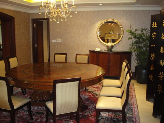 Shanghai Marriott Hotel Hongqiao: Comedor