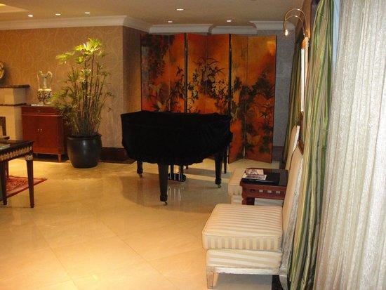 Shanghai Marriott Hotel Hongqiao: Sala