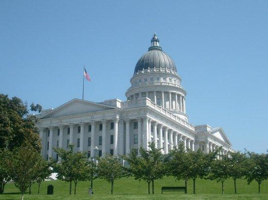 Utah State Capitol: Capitol Building