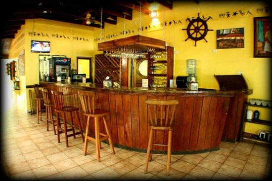 Camarona Caribbean Lodge: Recepción 03