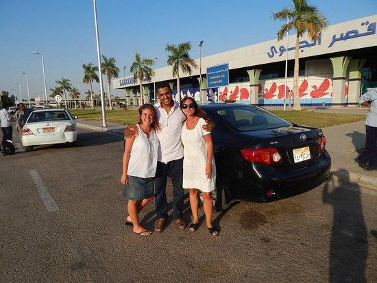 Luxor Taxi -  Day Tours : Traslado al aeropuerto de Luxor