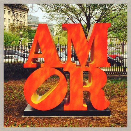 Amor Sculpture Picture Of National Gallery Of Art Sculpture Garden Washington Dc Tripadvisor