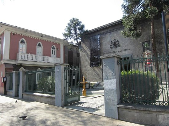 Museo Nacional Benjamin Vicuna Mackenna