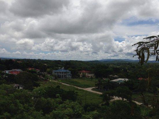 Cahal Pech Village Resort: View