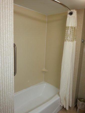 Hampton Inn Wytheville: Bath 2