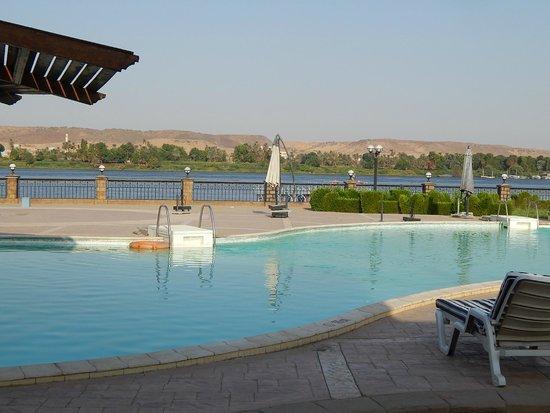 Helnan Aswan Hotel : pileta