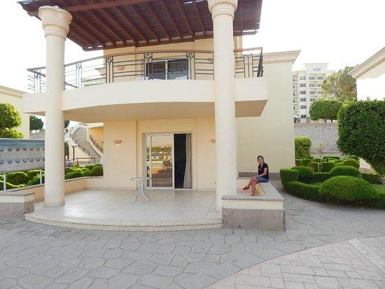 Helnan Aswan Hotel : bungalow