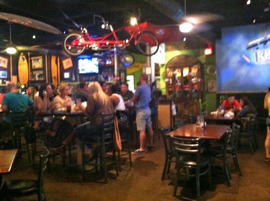 Inside - Picture of Rehab Burger Therapy, Scottsdale ...