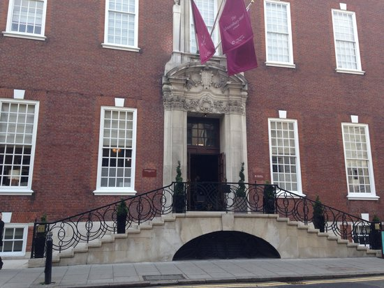 The Bloomsbury: Entrance