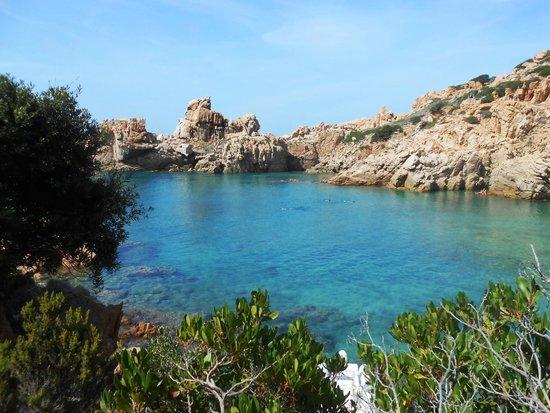 Costa Paradiso, Italie : Li cossi