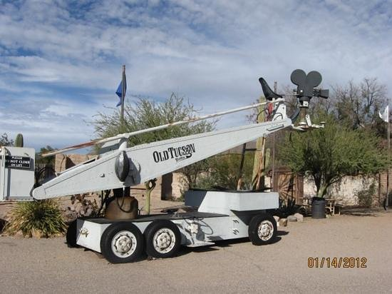 Old Tucson: what great time, fun for all ages!