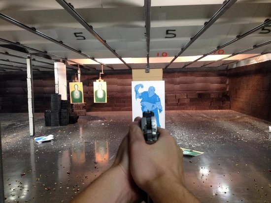 DVC Ventures Indoor Gun Range