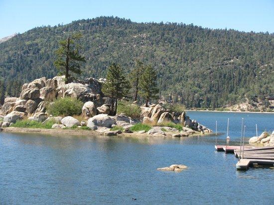Boulder Bay Park : Boulder Bay Overview with Pier Visible