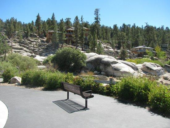 Boulder Bay Park : Boulder Bay View Toward Hillside
