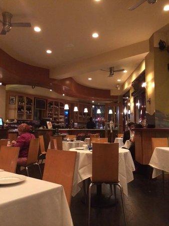 Caffe Delucchi : casual, romantic little spot