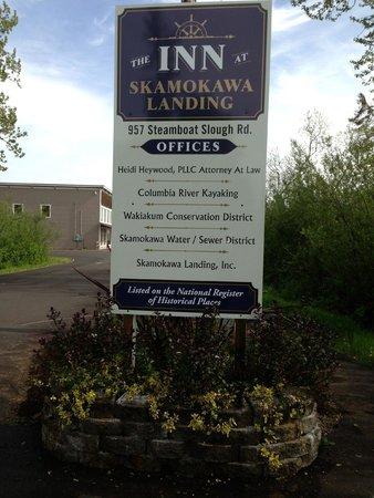 Inn at Skamokawa Landing: Welcome to Skamokawa Landing