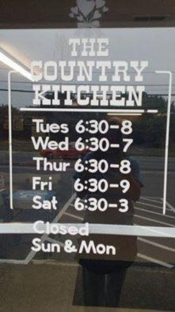 Country Kitchen Dallas Diner