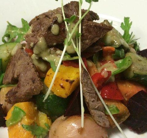 The Rustic Olive: Amalfi warm salad