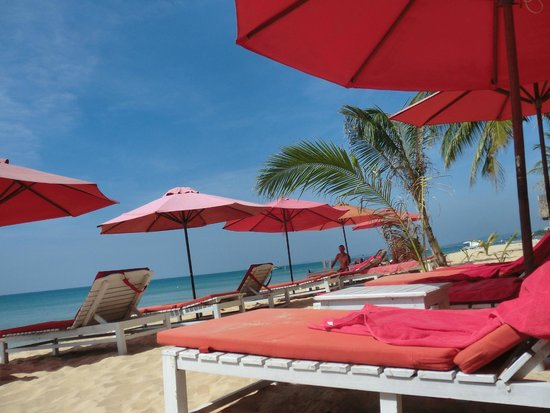 Hiep Thanh Hotel : Strand