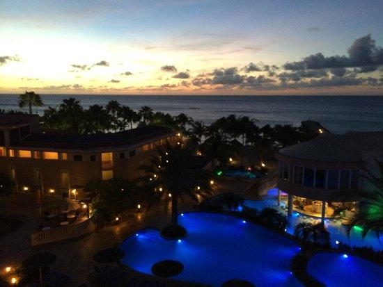 Breakfast with a view divi resort picture of divi aruba - Divi beach aruba ...