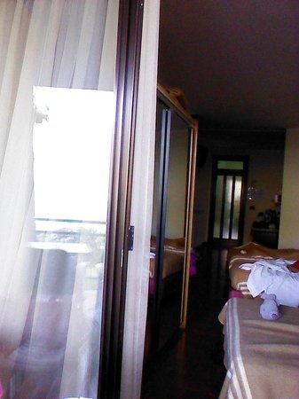 Hotel Cristina: Zimmer 23