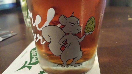 Barking squirrel! - Picture of Riverside Tavern, Niagara