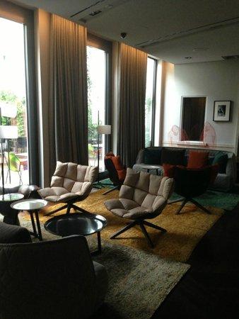 Das Stue: Lounge Bar interior