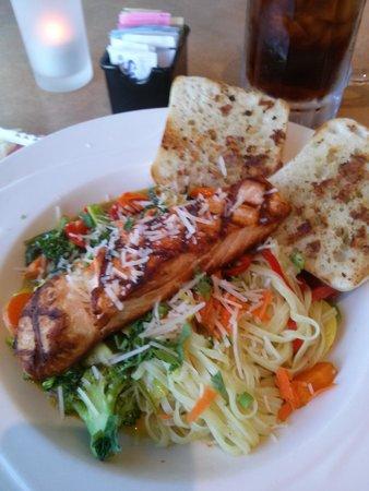 Hilton Garden Inn Sacramento Elk Grove: delicious