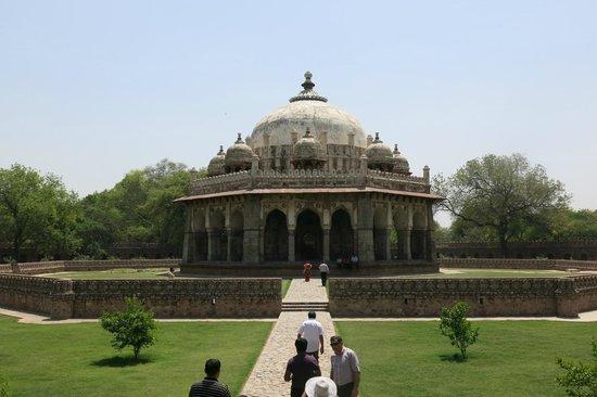 Isa Khan's Tomb : Un bonito lugar