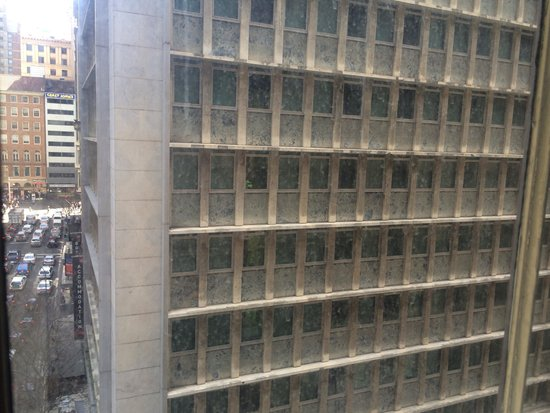 Radisson Blu Plaza Hotel Sydney: My 5 star view