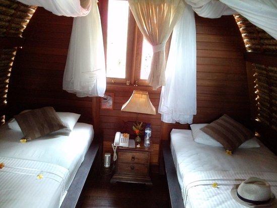 Puri Mangga Sea View Resort & Spa : Lumbung