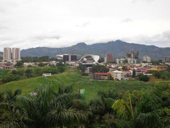 Barceló San José: Vista desde la habitación
