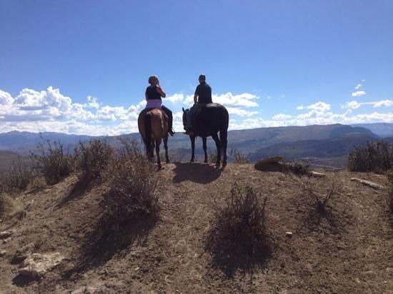 4-Eagle Ranch: Fabulous day @ 4-Eagle