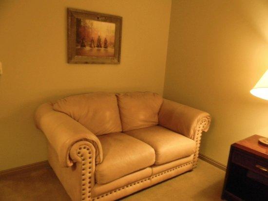 Rawlins Western Lodge: seating