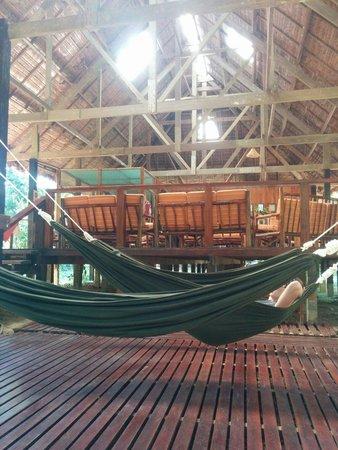 Posada Amazonas : Lobby Relax