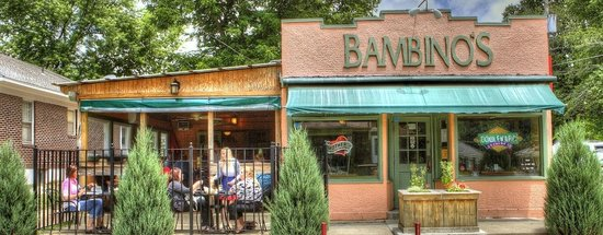 Bambinos Cafe on Delmar