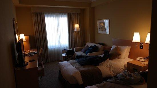 Namba Oriental Hotel: 트윈룸