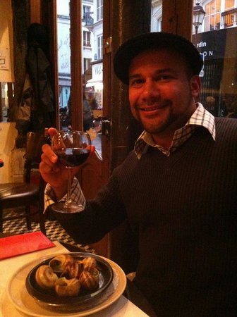 Gai Moulin Bistro : Les meilleurs escargots