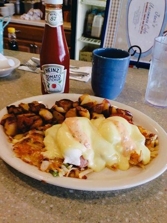 Janie S Uncommon Cafe Londonderry Nh